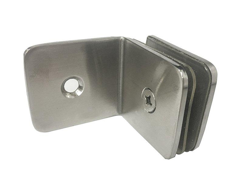 SELECO custom shower door clamps 180 degree free sample-3