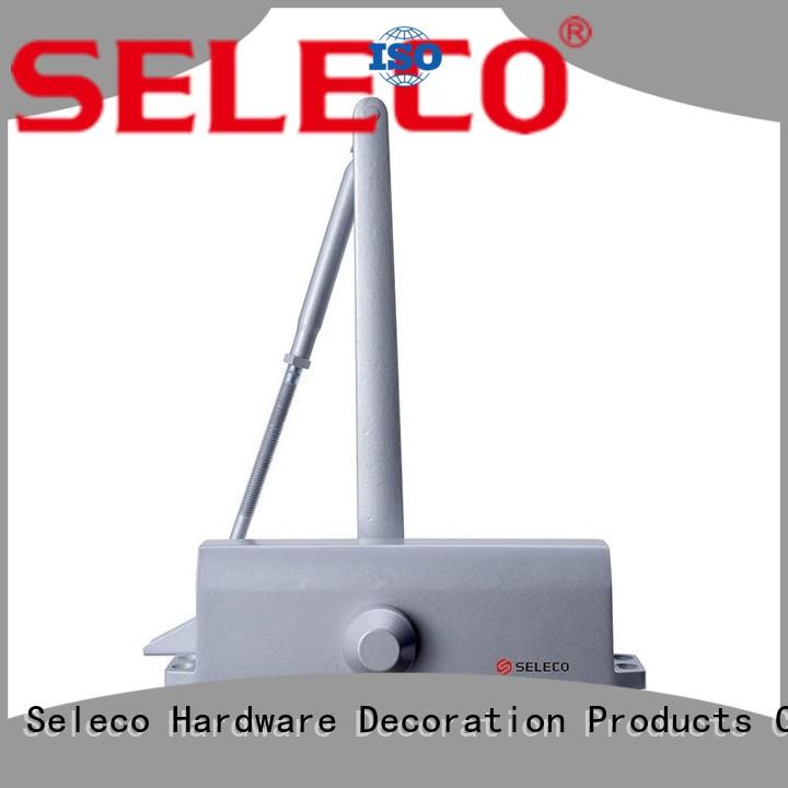 high-quality automatic sliding door closer surface-mounted fast-installation
