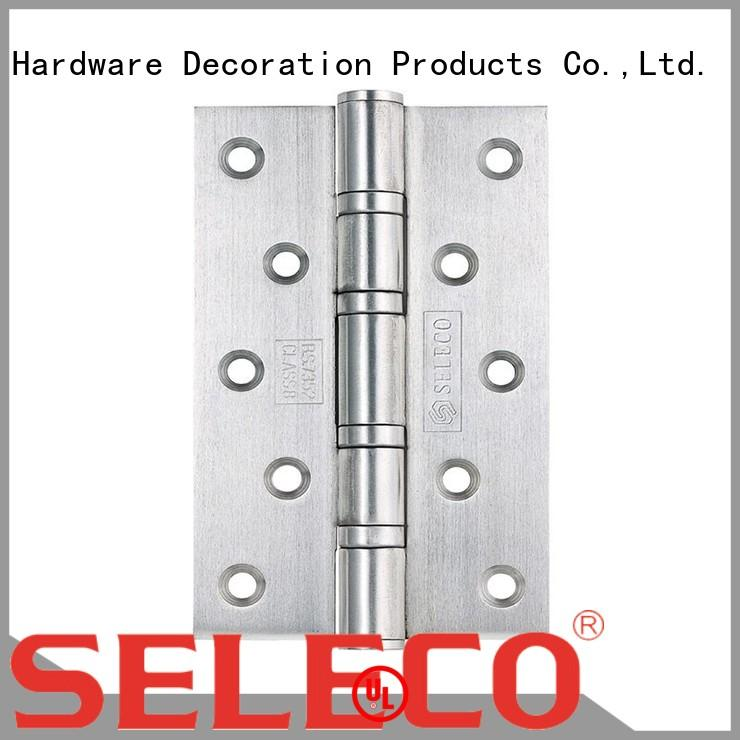 SELECO bigger brass butt hinges top quality for wholesale