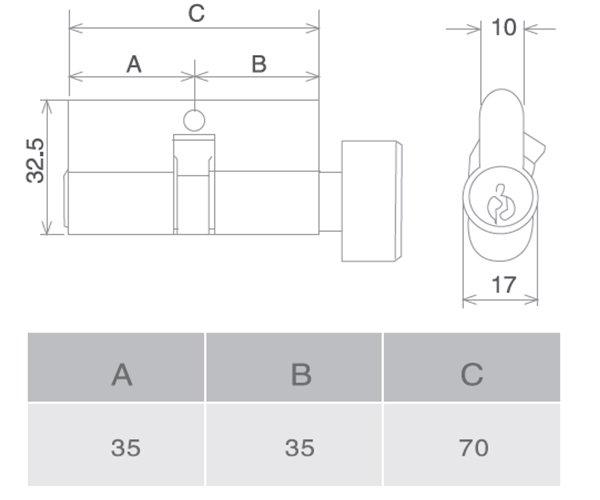 SELECO zinc alloy balcony door lock bathroom door for wholesale-5