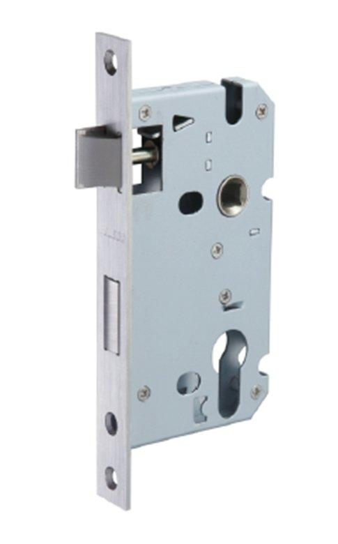 zinc alloy door lock hardware modern hotel door freedom series