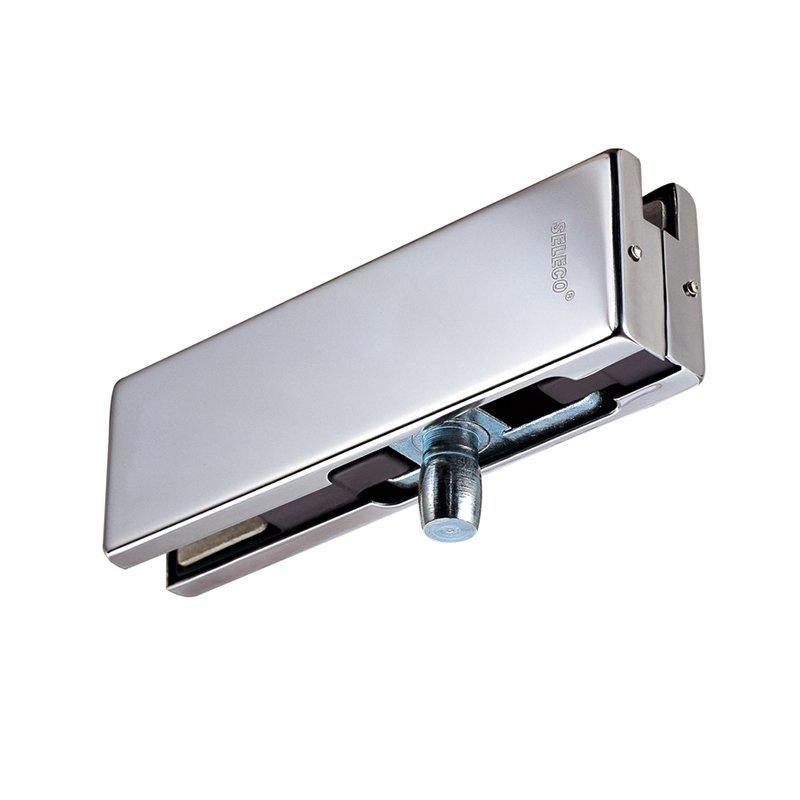 Top Clamp Over Panel connector with Glass door pivot Path fitting SP-300A