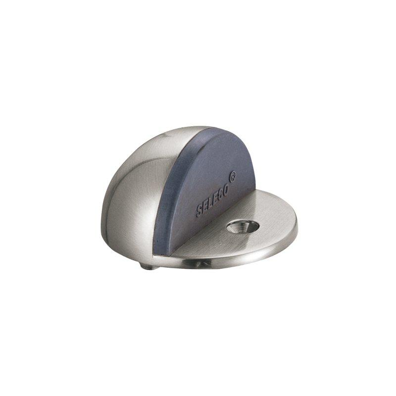 Zinc Alloy Door Stop With Rubber SL-007