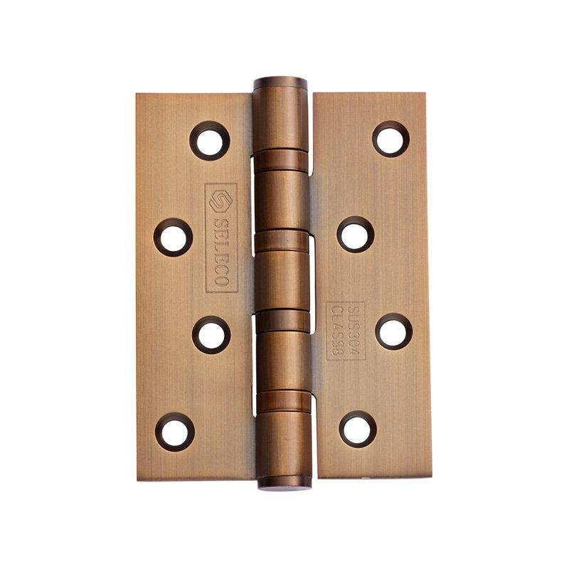 Butt Door Hinge\Brass Butt Door Hinge 4X3X3.0mm-4BB