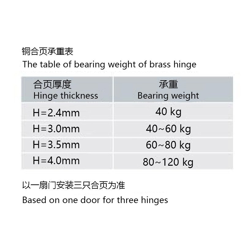 SELECO round angle stainless steel door hinges hot-sale from brass-12