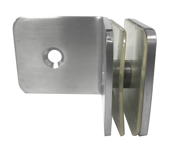 SELECO custom shower door clamps 180 degree free sample-5