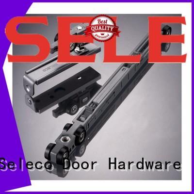 SELECO wholesale rolling door hardware with wheel