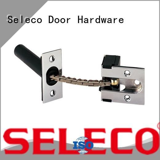 front door chain button antitheft Warranty SELECO