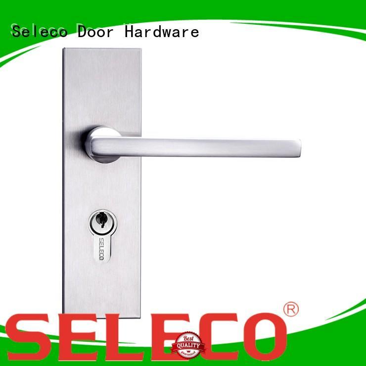 SELECO high-quality metal door lock free sample for door factory