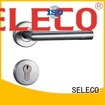 SELECO professional steel door lock for door factory