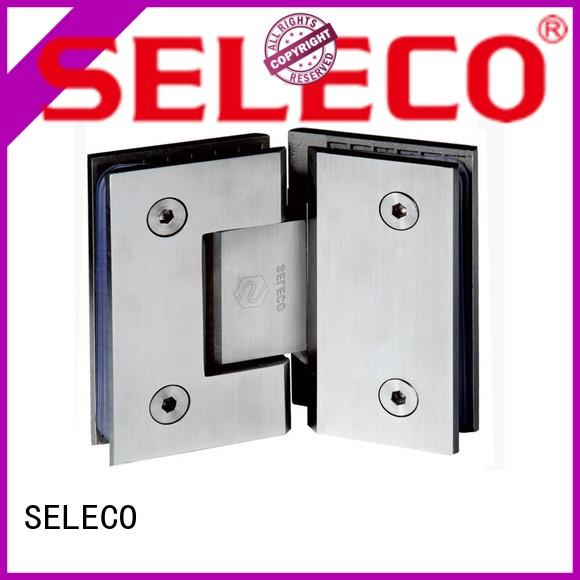SELECO shower door hinges glass to glass chic design