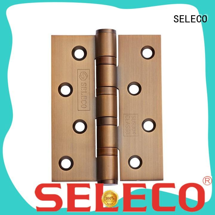 SELECO bigger stainless steel door hinges top manufacturer for wholesale