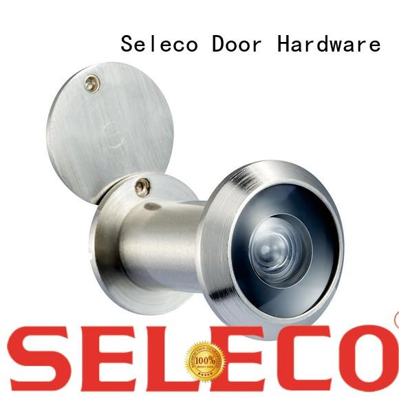 SELECO 220 degree wide angle door viewer custom free delivery