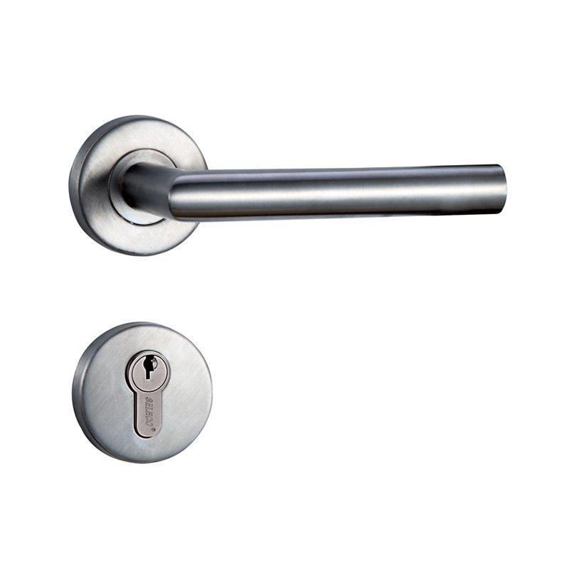SELECO hollow split metal door lock free sample at discount-1