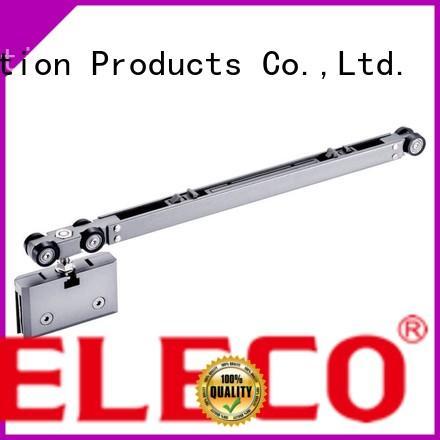 SELECO Brand 80kg max custom sliding door tracks and wheels