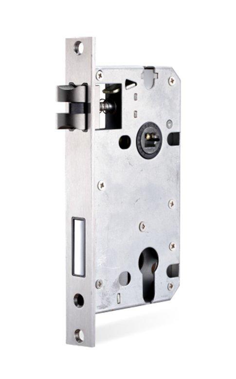 SELECO zinc alloy balcony door lock bathroom door for wholesale-3