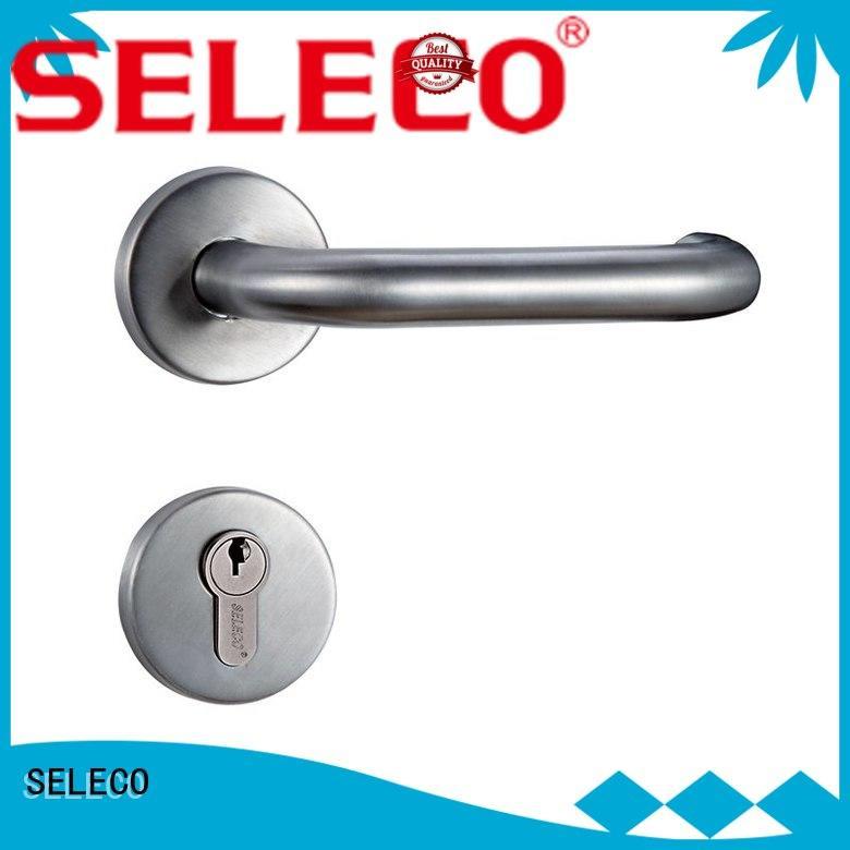 SELECO high-quality steel door lock at discount