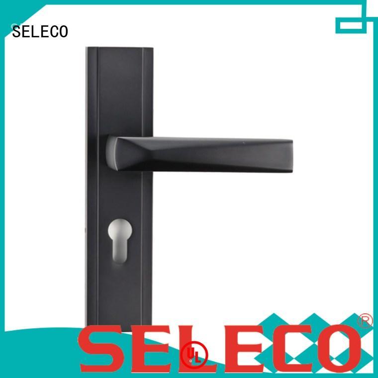 Hot american door lock suppliers handle SELECO Brand