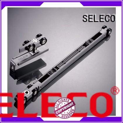 sliding soft close sliding door hardware soft SELECO company