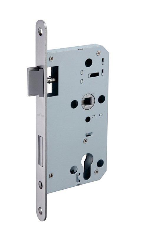 SELECO hollow split metal door lock free sample at discount-3
