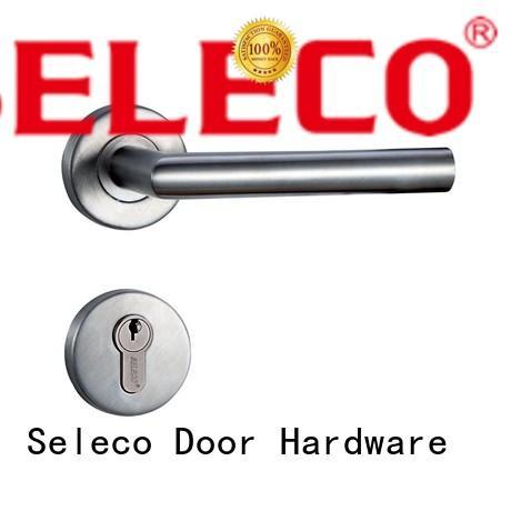 SELECO Brand lockss stainless steel door locks fireproof factory