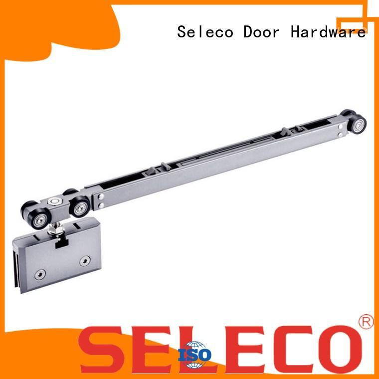 wholesale sliding door track systems buffering easy installation
