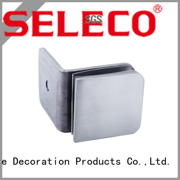 SELECO high-quality shower glass clamps easy-installation for wholesale