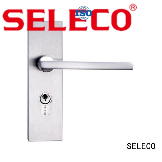 professional stainless steel door locks custom free sample door fabrication