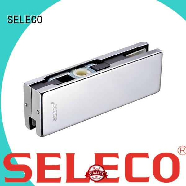 SELECO hot-sale glass fitting hardware free sample for door factory