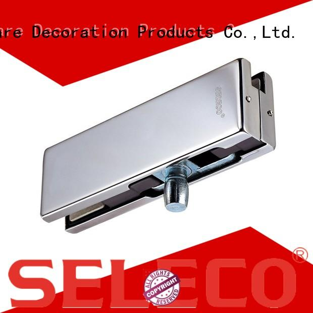 glass panel fittings high-quality with clamp SELECO