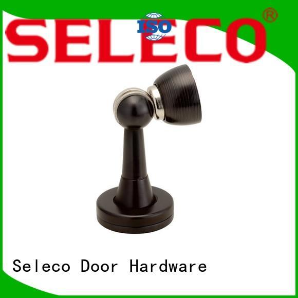 SELECO durable half moon door stop popular at discount