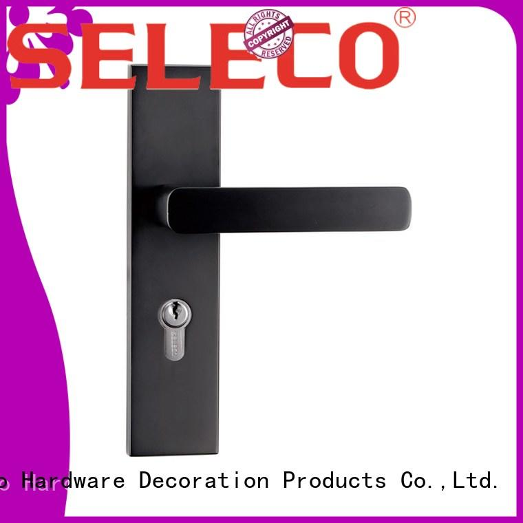 Wholesale rubbed door lock suppliers keys SELECO Brand