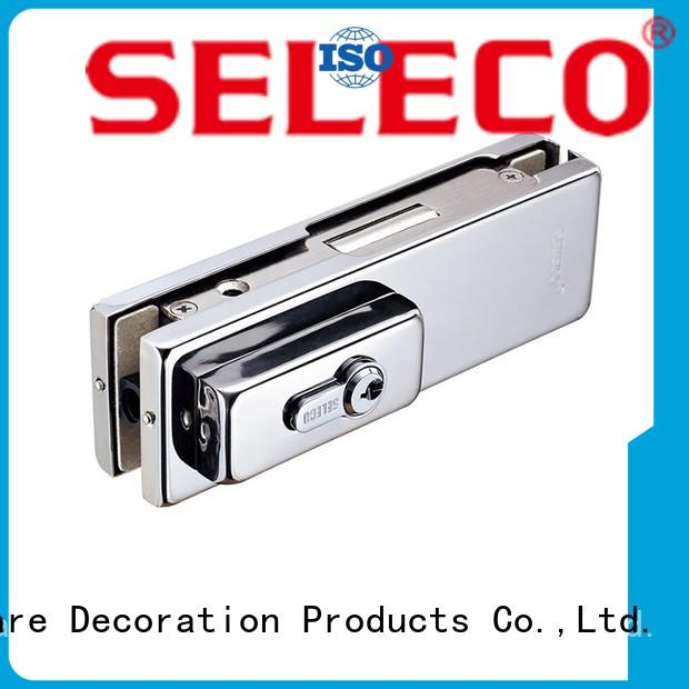 SELECO bulk order glass fitting accessories highly-rated for door factory