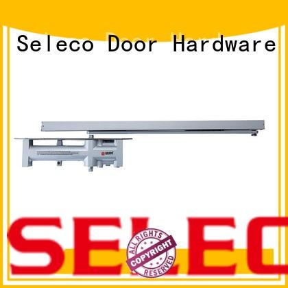 SELECO max weight 60kg automatic door closers commercial hot-sale fast-installation