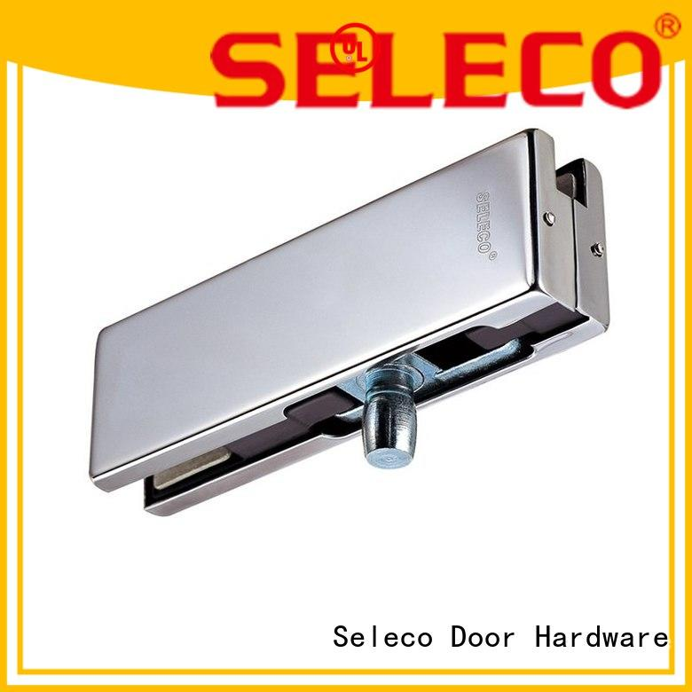 SELECO bulk order glass sliding fitting hot-sale with clamp