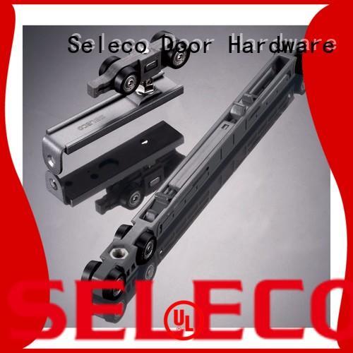 hot-salesliding door tracks and rollerslight-weight soft closing easy installation