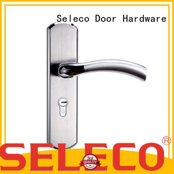 SELECO high-quality metal door lock fire-proof door fabrication