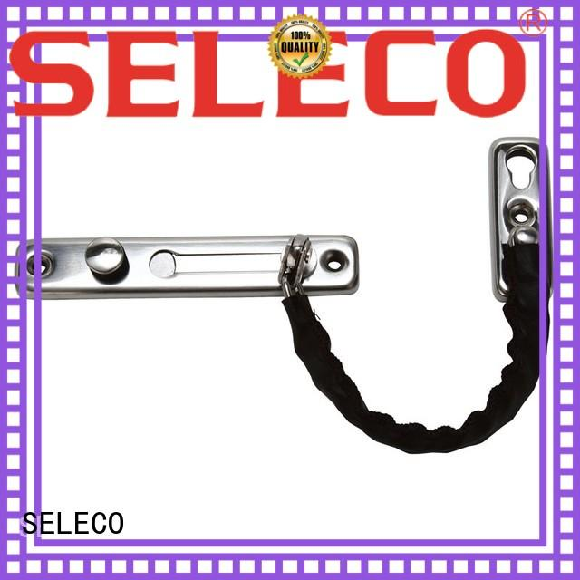 SELECO anti-theft chain door guard cheapest factory price at discount