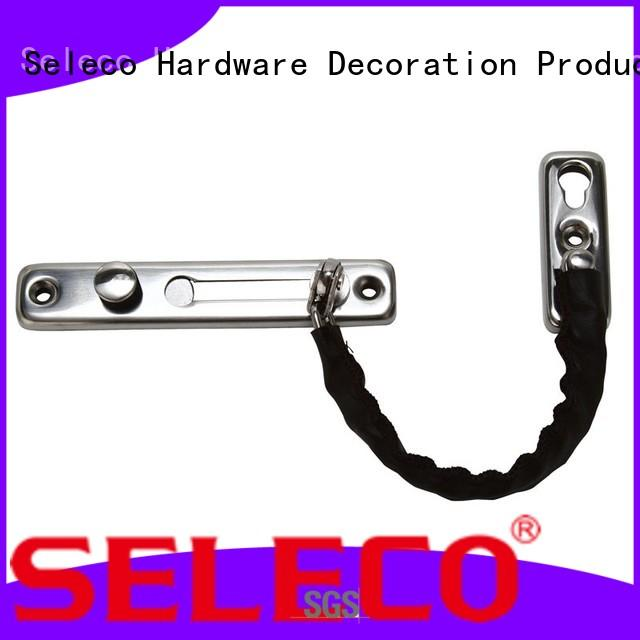 SELECO heavy-duty chain door guard cheapest factory price free delivery
