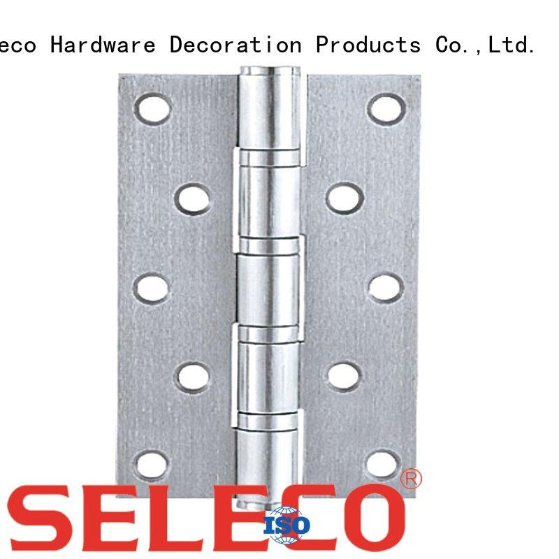 SELECO non-mortise brass butt hinges top manufacturer for wholesale