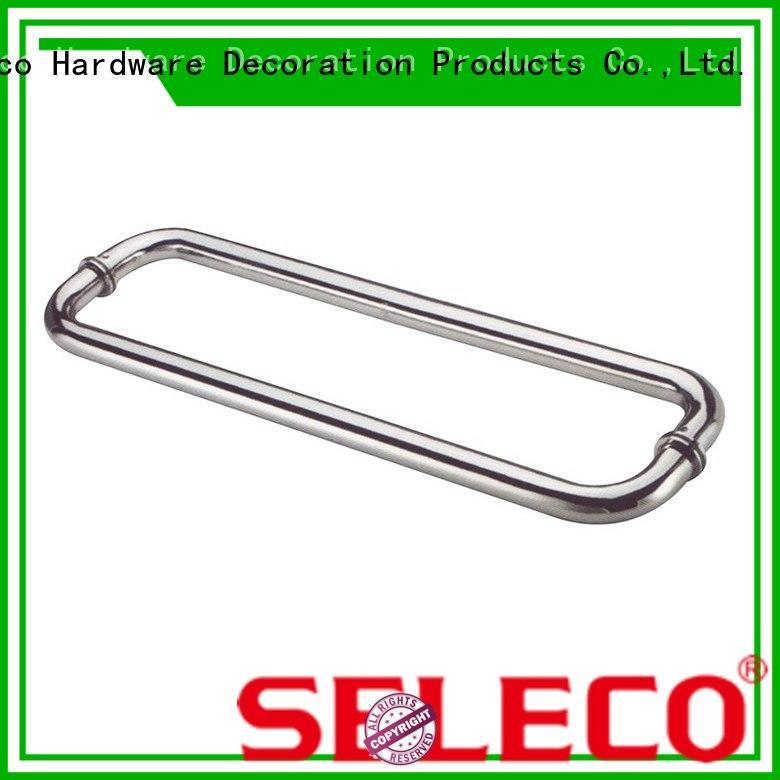 SELECO custom shower glass handle at discount