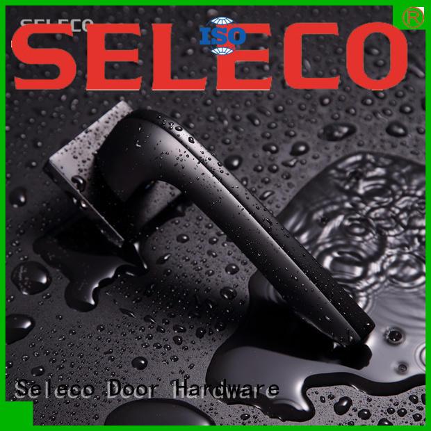 color chinese alloy lock SELECO Brand metal door lock supplier
