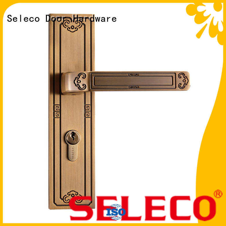 Chinese Aroma Style Room Lock SX-58123ET-76YAB