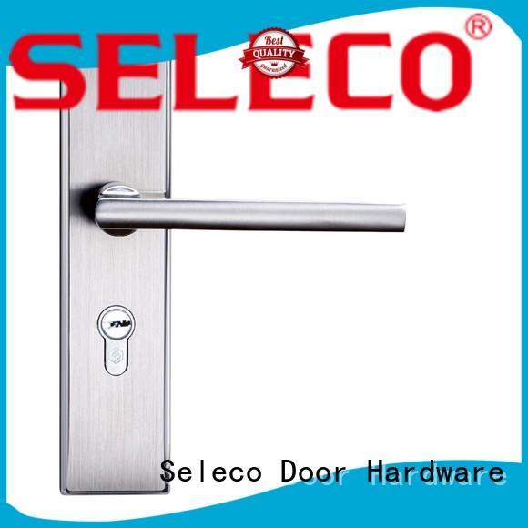 SELECO hollow split metal door lock at discount