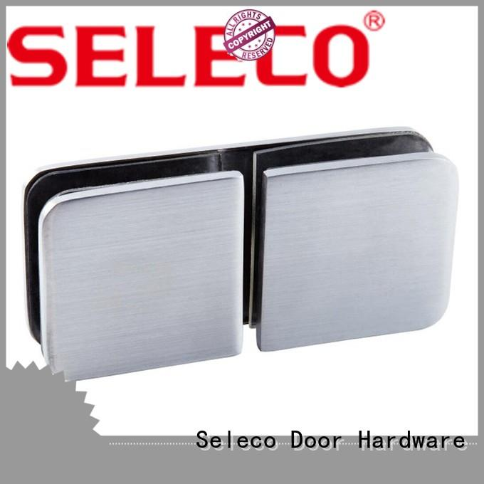 glass panel clamps 180 degree at discount SELECO