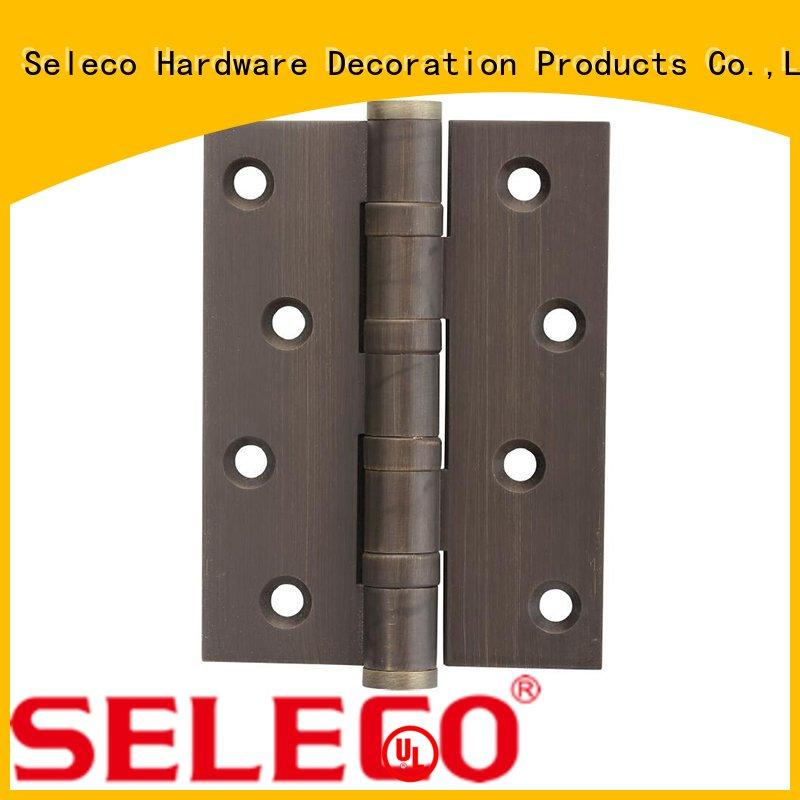 SELECO single-swing stainless steel door hinges top manufacturer at discount