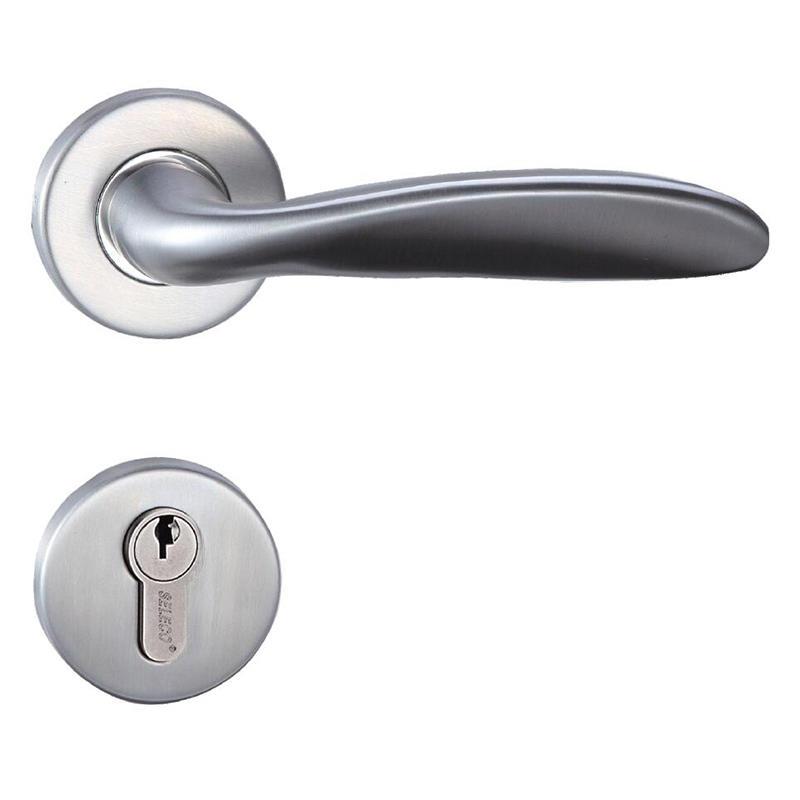 high-quality metal door lock custom fire-proof for door factory-1