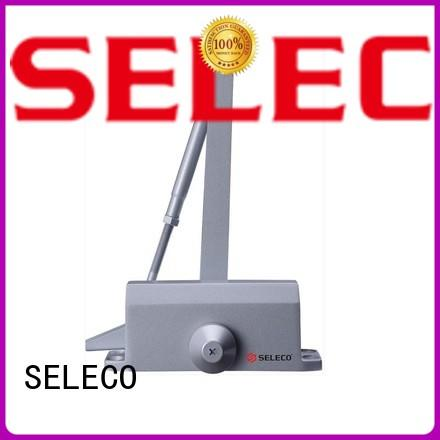 SELECO max weight 60kg automatic sliding door closer bulk order fast-installation