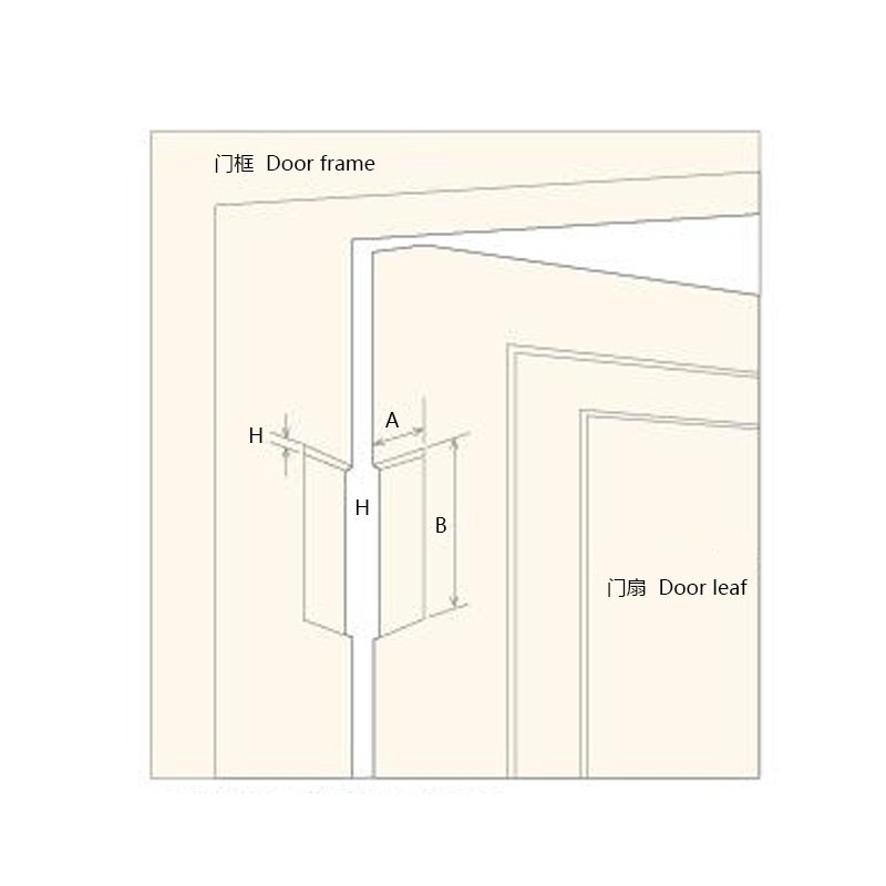 SELECO round angle stainless steel door hinges hot-sale from brass-8