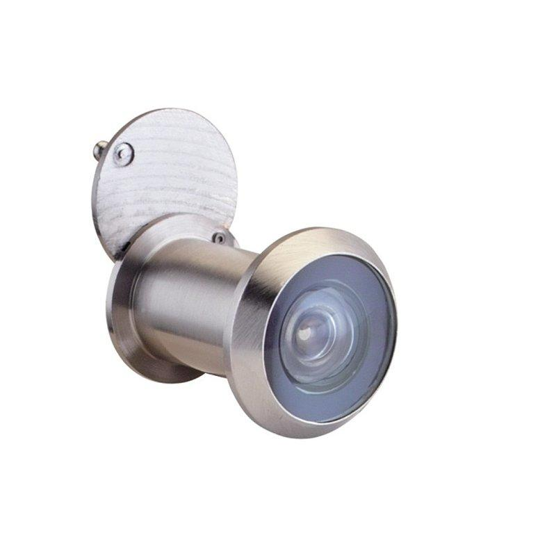 220 Degree Anti-theft Brass Door Viewer SL-031